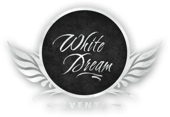 White Dream Events Logo